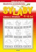 Akademia przedszkolaka. Sylaby. Zabawy z obrazkami. 4-6 lat - Beata Guzowska - ebook