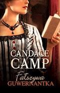 Fałszywa guwernantka - Candace Camp - ebook