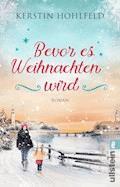 Bevor es Weihnachten wird - Kerstin Hohlfeld - E-Book