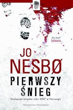 Pierwszy śnieg - Jo Nesbo - ebook + audiobook