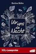 XXL-Leseprobe: Vor uns die Nacht - Bettina Belitz - E-Book