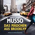 Das Mädchen aus Brooklyn - Guillaume Musso - Hörbüch