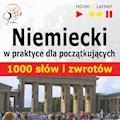 Niemiecki w praktyce dla początkujących - 1000 słów i zwrotów - Dorota Guzik - audiobook