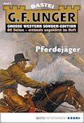 G. F. Unger Sonder-Edition 5 - Western - G. F. Unger - E-Book