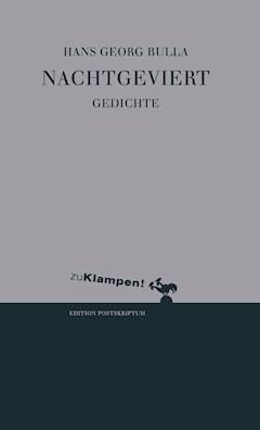 Nachtgeviert - Hans Georg Bulla - E-Book
