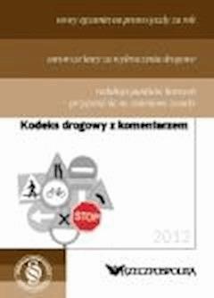 Kodeks drogowy 2012 - Opracowanie zbiorowe - ebook