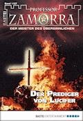 Professor Zamorra 1157 - Horror-Serie - Simon Borner - E-Book