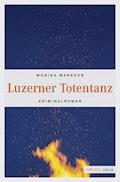 Luzerner Totentanz - Monika Mansour - E-Book
