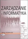 Zarządzanie i informatyka - Jerzy Kisielnicki - ebook