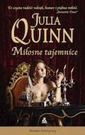 Miłosne tajemnice - Julia Quinn - ebook