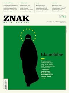 Miesięcznik Znak nr 741: Islamofobie - Opracowanie zbiorowe - ebook