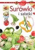 Surówki i sałatki - Iwona Czarkowska - ebook