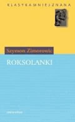 Roksolanki - Szymon Zimorowic - ebook