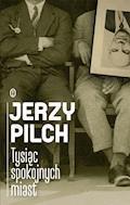 Tysiąc spokojnych miast - Jerzy Pilch - ebook
