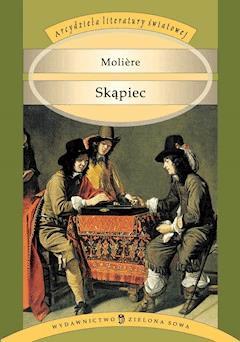 Skąpiec - Jean-Baptiste Moliere - ebook