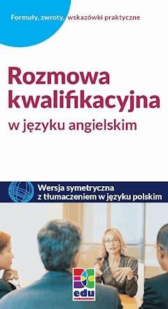 Rozmowa kwalifikacyjna w języku angielskim - Holger Stein - ebook