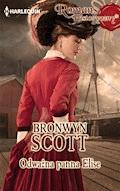 Odważna panna Elise - Bronwyn Scott - ebook
