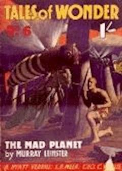 Mad Planet - Murray Leinster - ebook