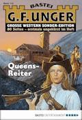 G. F. Unger Sonder-Edition 110 - Western - G. F. Unger - E-Book
