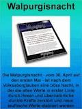 Walpurgisnacht - Gustav Meyrink - E-Book + Hörbüch