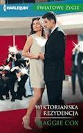 Wiktoriańska rezydencja - Maggie Cox - ebook