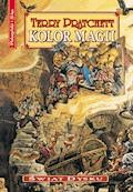 Kolor magii - Terry Pratchett - ebook