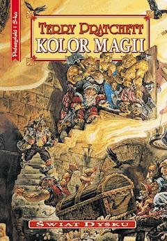 Kolor magii - Terry Pratchett - ebook