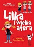 Lilka i wielka afera - Magdalena Witkiewicz - ebook + audiobook