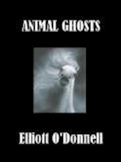 Animal Ghosts - Elliott O'Donnell - ebook