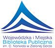 Wojewódzka i Miejska Biblioteka Publiczna im. C. Norwida w Zielonej Górze oraz jej filie - Legimi
