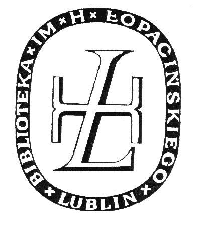Wojewódzka Biblioteka Publiczna im. Hieronima Łopacińskiego w Lublinie